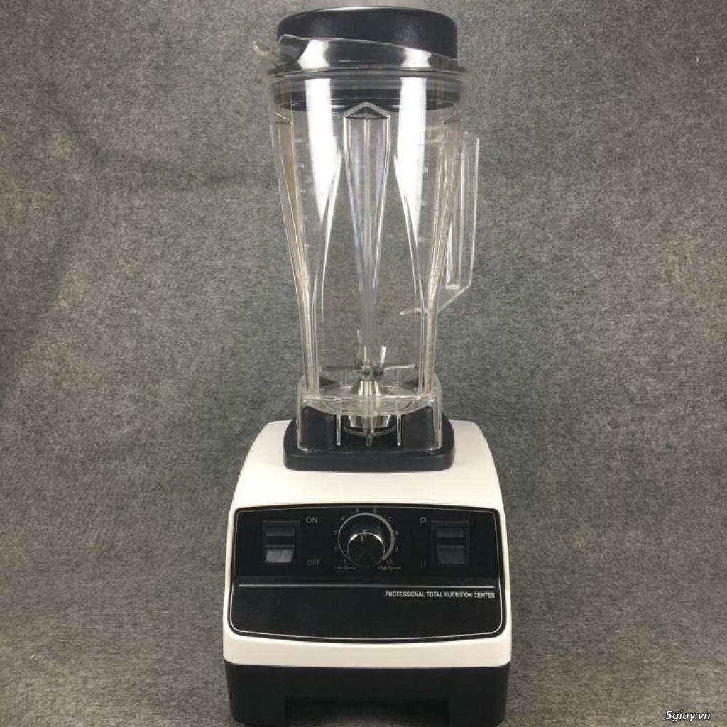 Máy xay sinh tố công nghiệp dùng cho quán cà phê, sinh tố, giải khát - 2