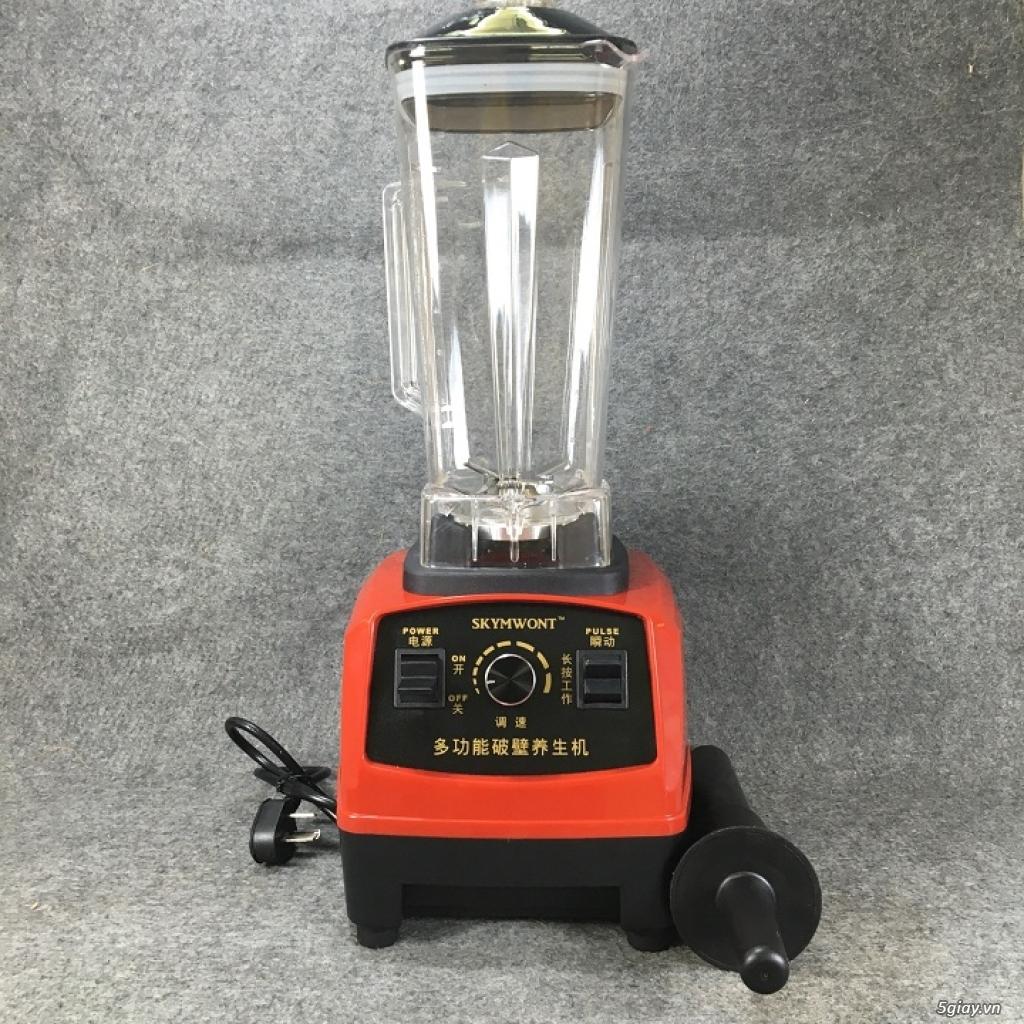 Máy xay sinh tố công nghiệp dùng cho quán cà phê, sinh tố, giải khát