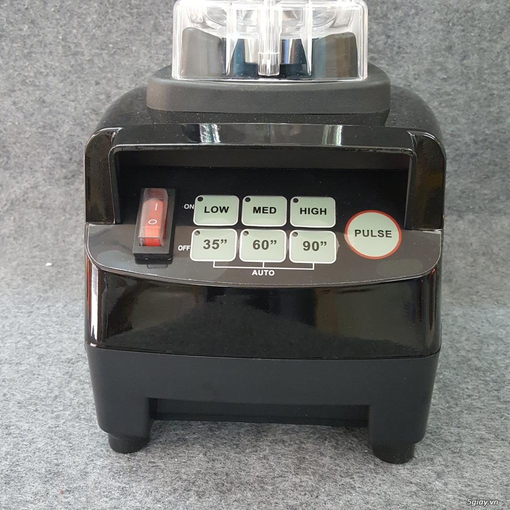 Máy xay sinh tố công nghiệp dùng cho quán cà phê, sinh tố, giải khát - 11