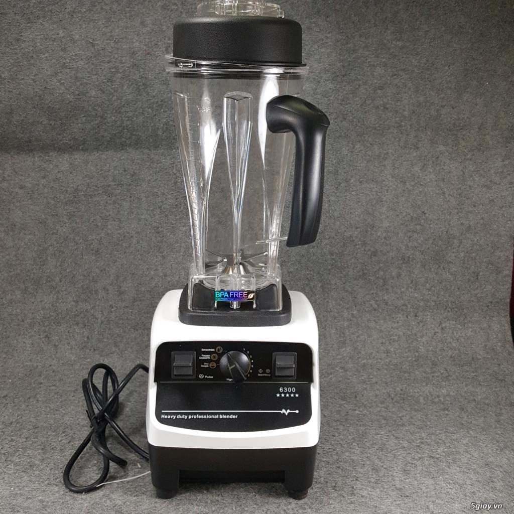 Máy xay sinh tố công nghiệp dùng cho quán cà phê, sinh tố, giải khát - 8