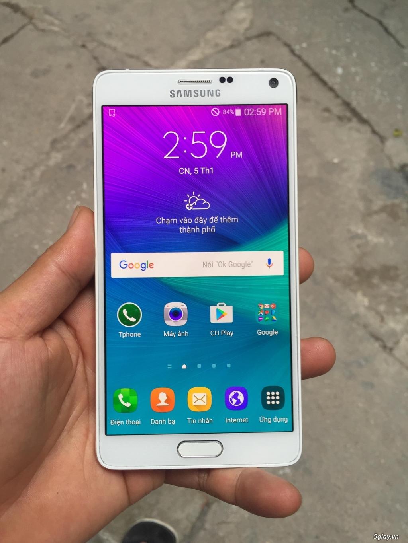 Samsung Note4 đẹp keng giá đẹp luôn 2950K, SHIP COD! - 3