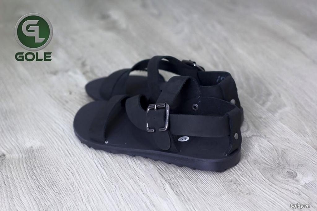 9a96dc0d1 Sandal nam -hàng Việt Nam GOLE thiết kế GS15 ...