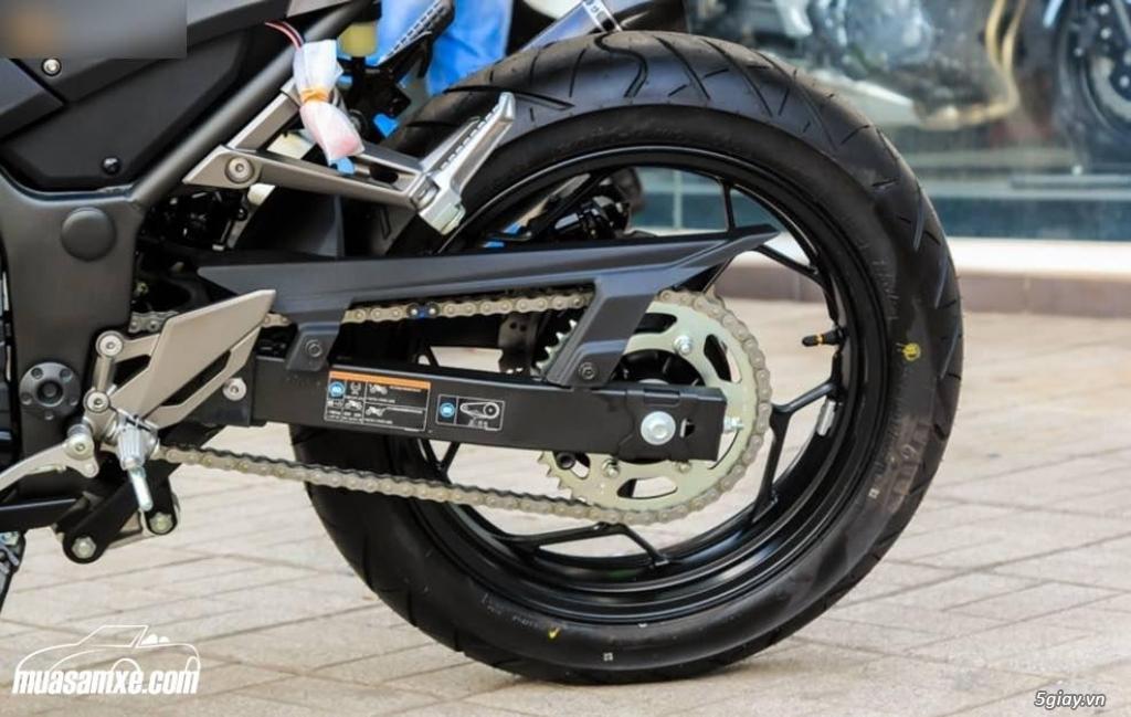 Đánh giá xe Kawasaki Z300 ABS 2017 - 6