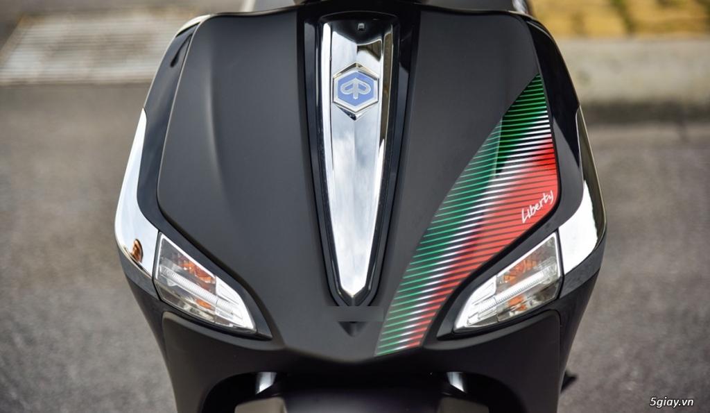 Đánh giá Piaggio Liberty 2019 phiên bản mới chuẩn bị ra mắt - 3