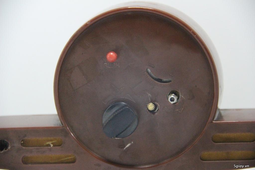 Đồng hồ để bàn hàng Nhật second hand - 12
