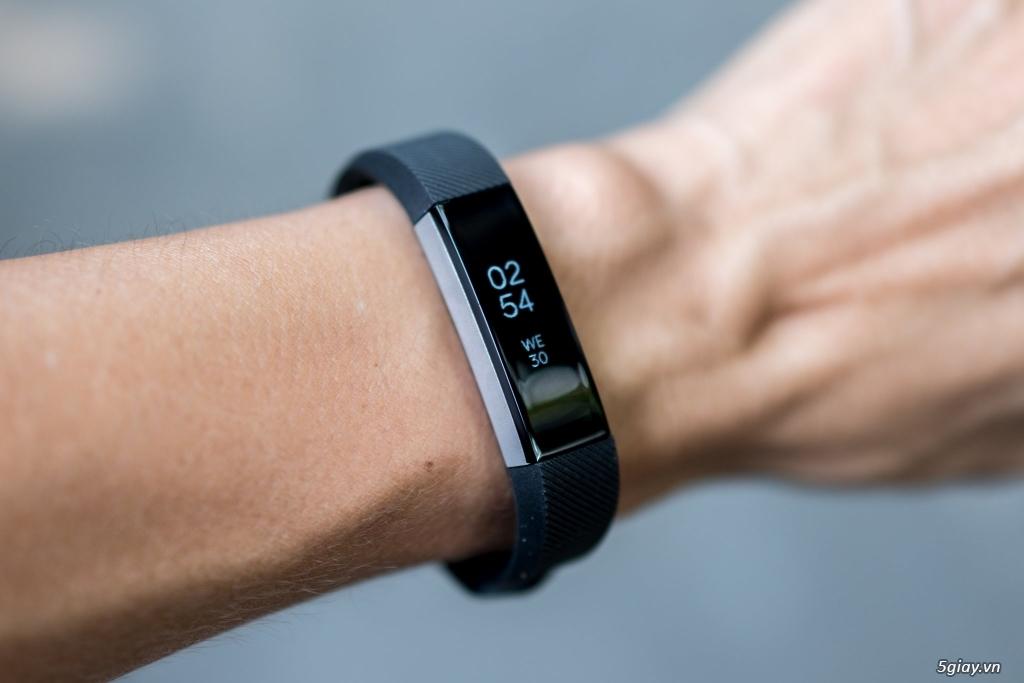 cần Bán vòng đeo theo dõi sức khỏe -Fitbit Alta HR( FPT): 3.550.000đ - 7