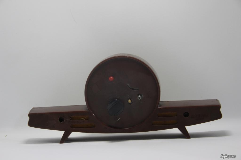 Đồng hồ để bàn hàng Nhật second hand - 11