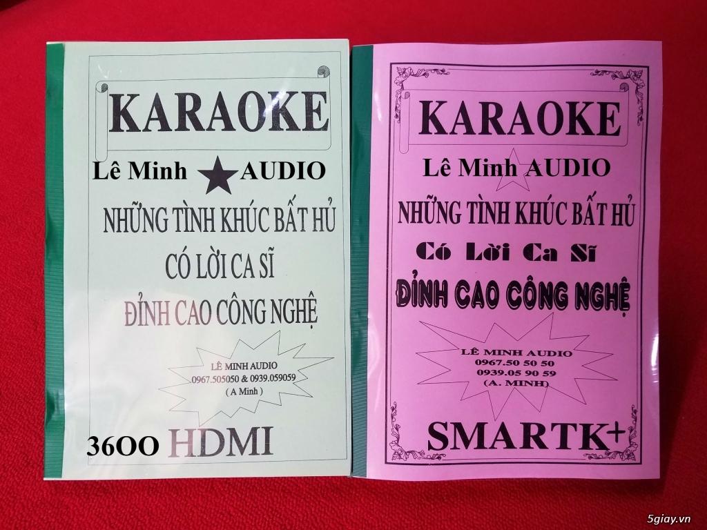 Dịch vụ chép nhạc KaraOke MTV - 10