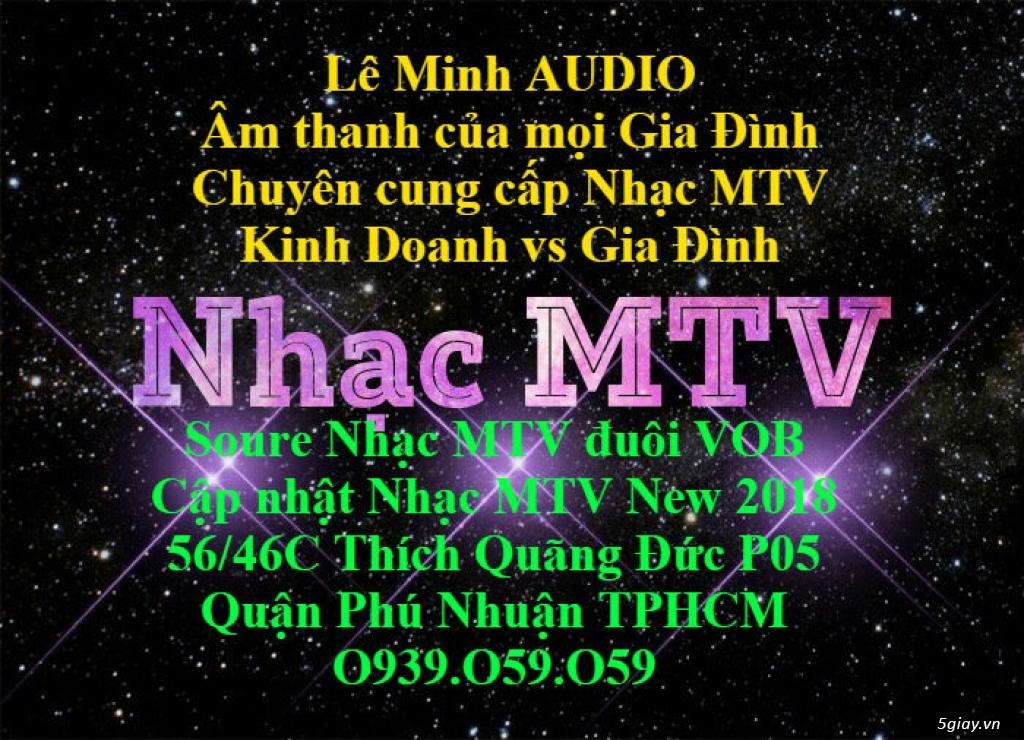 Dịch vụ Chép nhạc MTV KaraOke - 2
