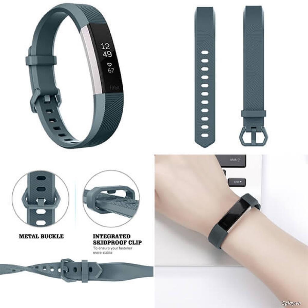 cần Bán vòng đeo theo dõi sức khỏe -Fitbit Alta HR( FPT): 3.550.000đ - 3