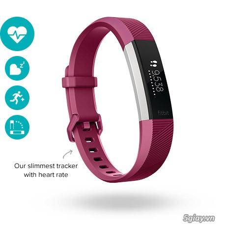 cần Bán vòng đeo theo dõi sức khỏe -Fitbit Alta HR( FPT): 3.550.000đ - 4