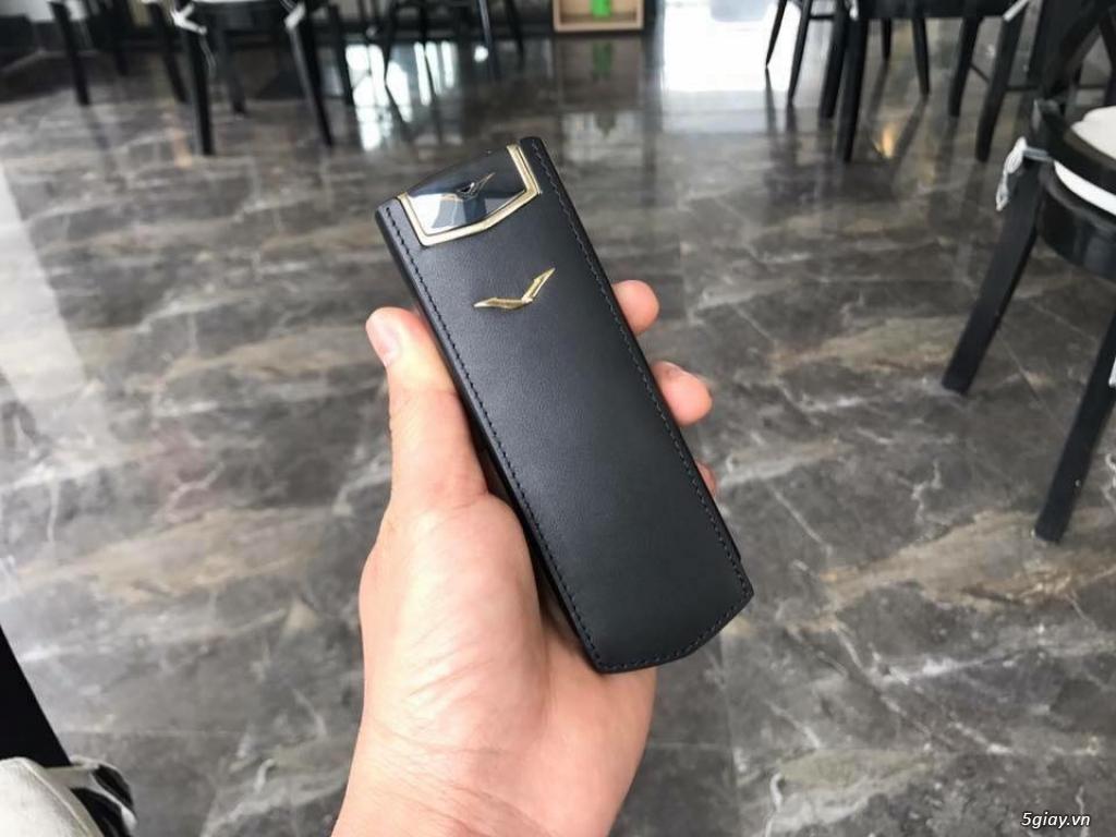 Vertus.vn Bán Bao Da Điện Thoại Vertu Signature S cao cấp nhập khẩu - 33