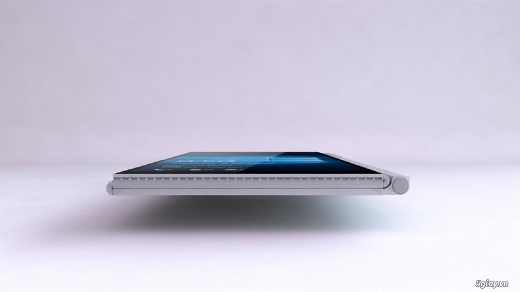 Surface Phone của Microsoft có thể gập lại theo 5 chế độ - 3