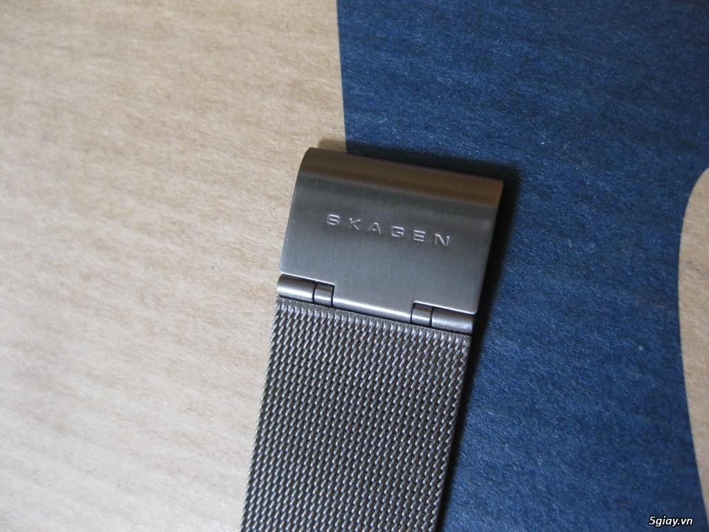 Đồng hồ chính hãng của Mỹ dư xài máy pin Quazt , máy tự động Automatic - 18