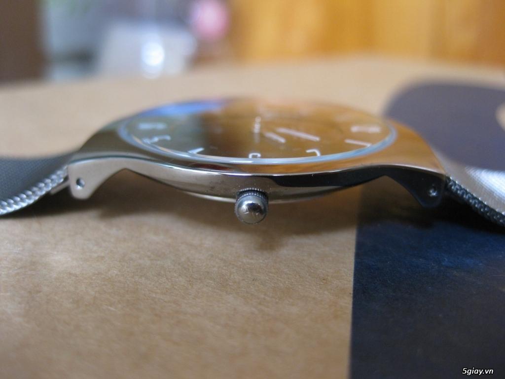 Đồng hồ chính hãng của Mỹ dư xài máy pin Quazt , máy tự động Automatic - 15