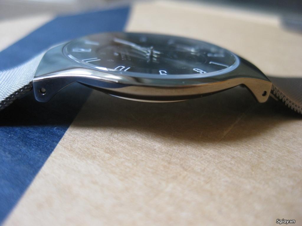 Đồng hồ chính hãng của Mỹ dư xài máy pin Quazt , máy tự động Automatic - 16
