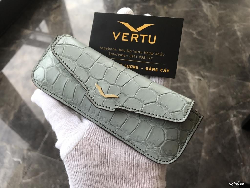 Vertus.vn Bán Bao Da Điện Thoại Vertu Signature S cao cấp nhập khẩu - 31