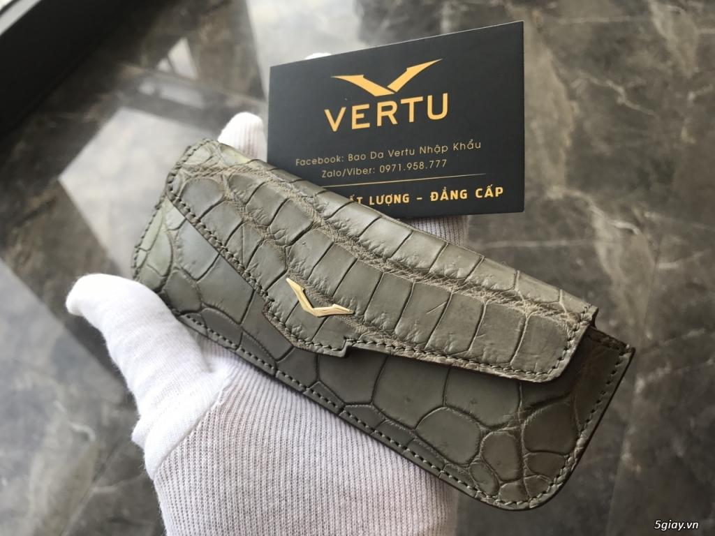 Vertus.vn Bán Bao Da Điện Thoại Vertu Signature S cao cấp nhập khẩu - 29