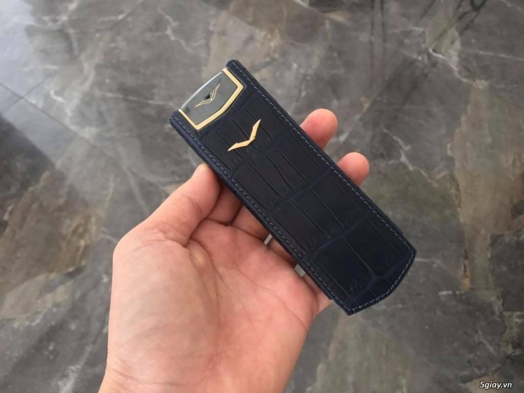 Vertus.vn Bán Bao Da Điện Thoại Vertu Signature S cao cấp nhập khẩu - 11
