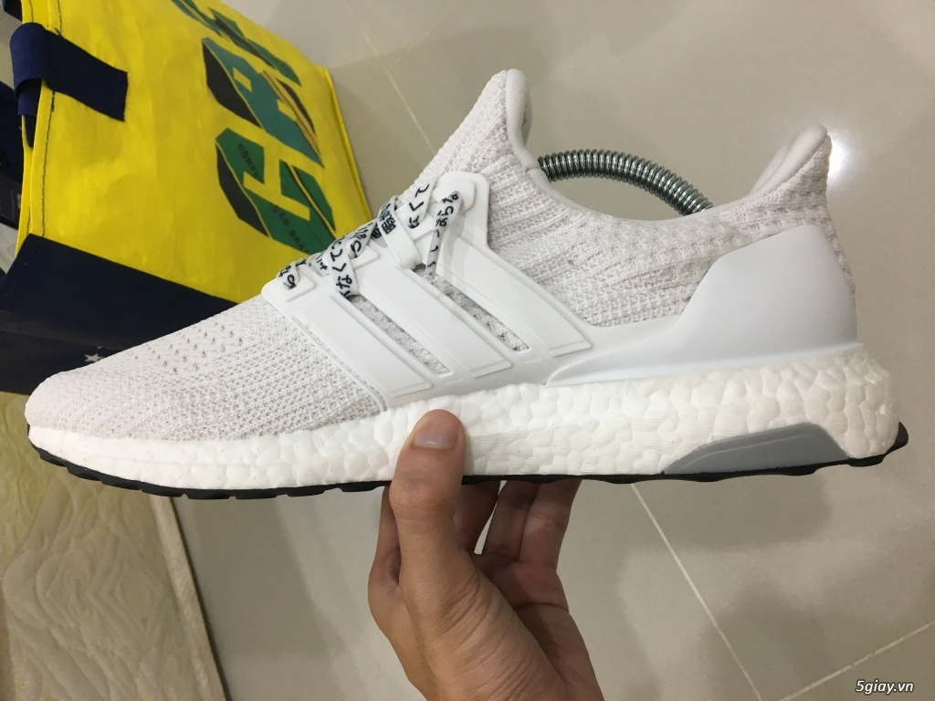 Ultraboost 4.0 White Size 8 US - 2