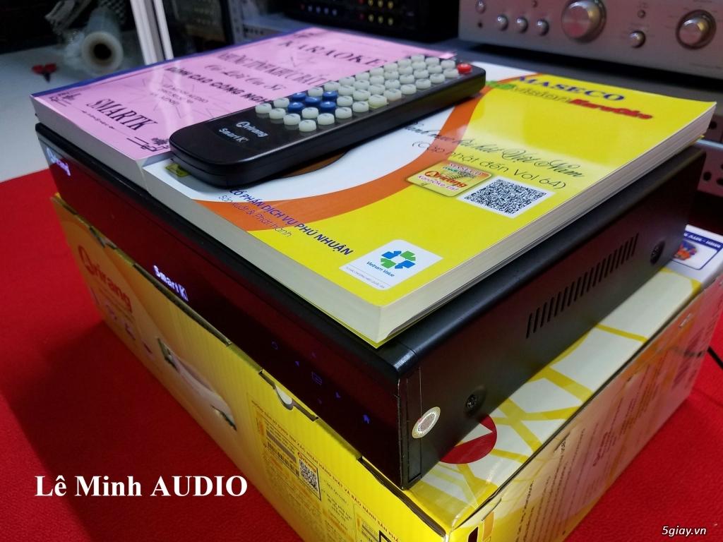 Đầu KaraOke Arirang 3600 Deluxe A - SmartK - 3600 HDMI - AR3600 - AR3600S - 10