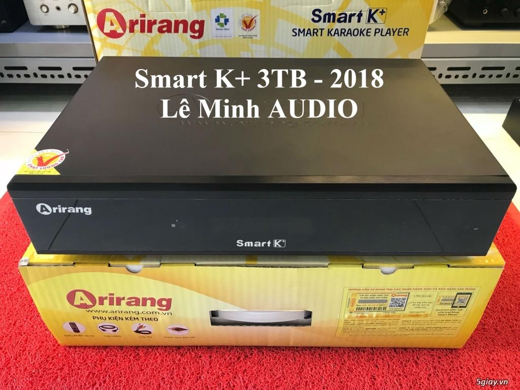 Đầu KaraOke Arirang 3600 Deluxe A - SmartK - 3600 HDMI - AR3600 - AR3600S - 26