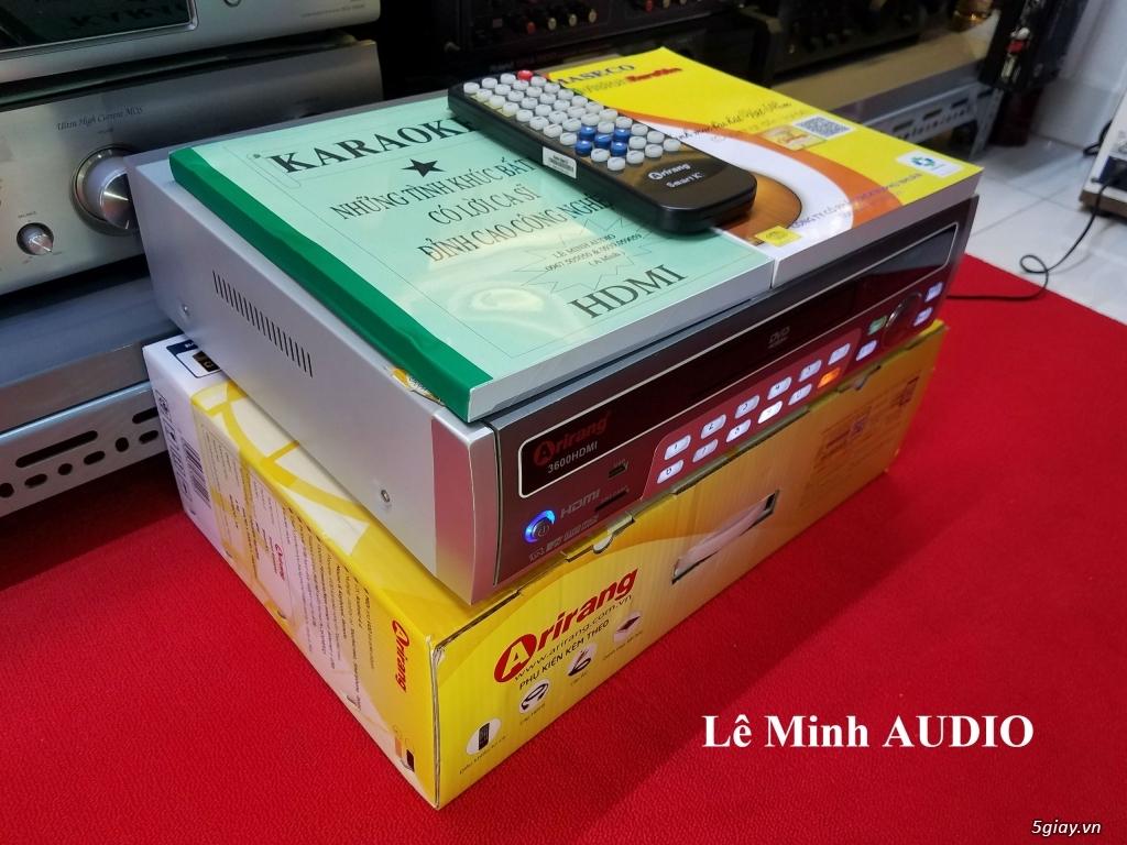 Đầu KaraOke Arirang 3600 Deluxe A - SmartK - 3600 HDMI - AR3600 - AR3600S - 6