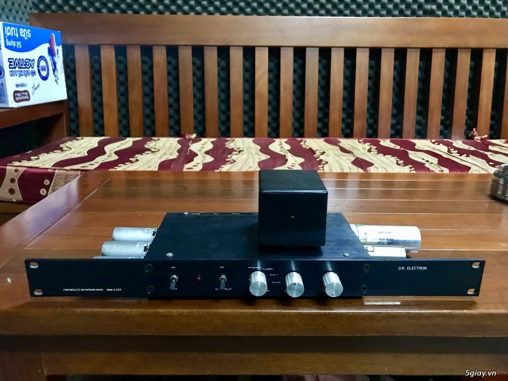 Khanh Audio  Hàng Xách Tay Từ Mỹ  - 26