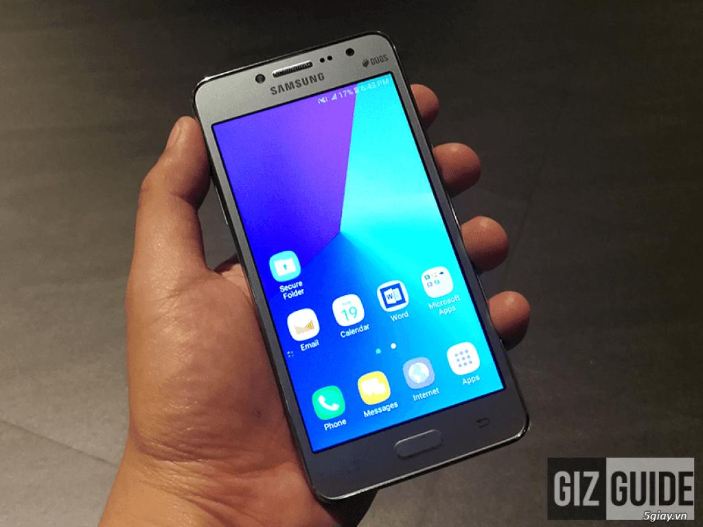 Bán 1 cây Samsung J2 Prime mới 99% giá rẻ nhất VN, fullbox - 2