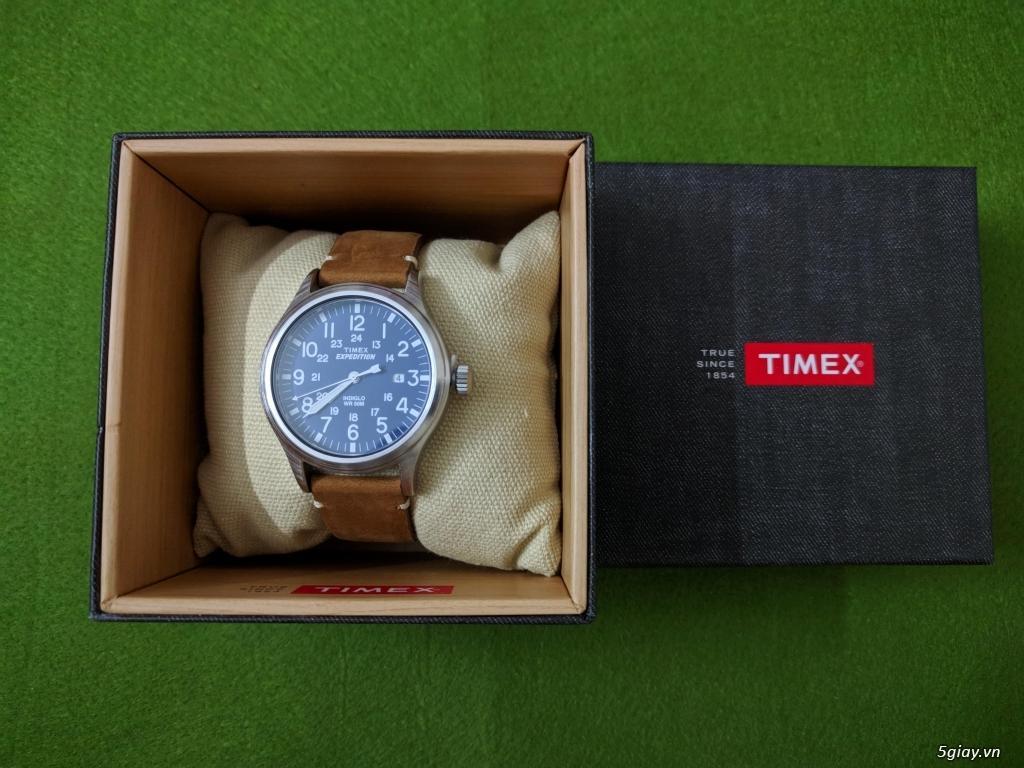 Thanh lý đồng hồ timex - 5