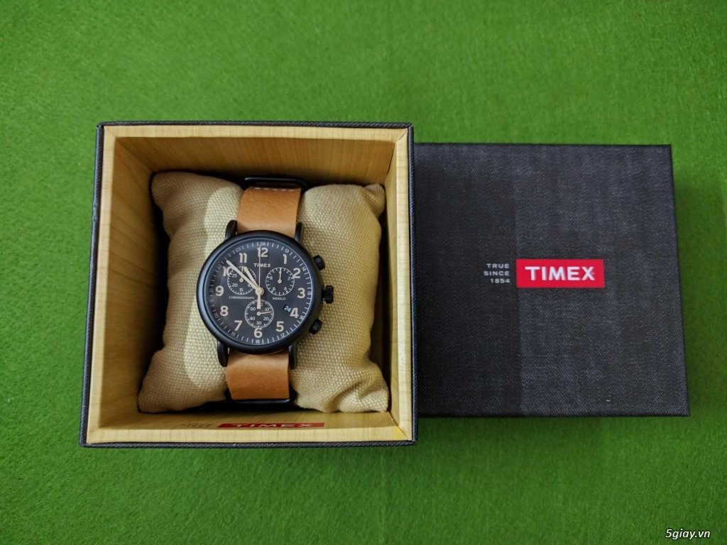Thanh lý đồng hồ timex - 15
