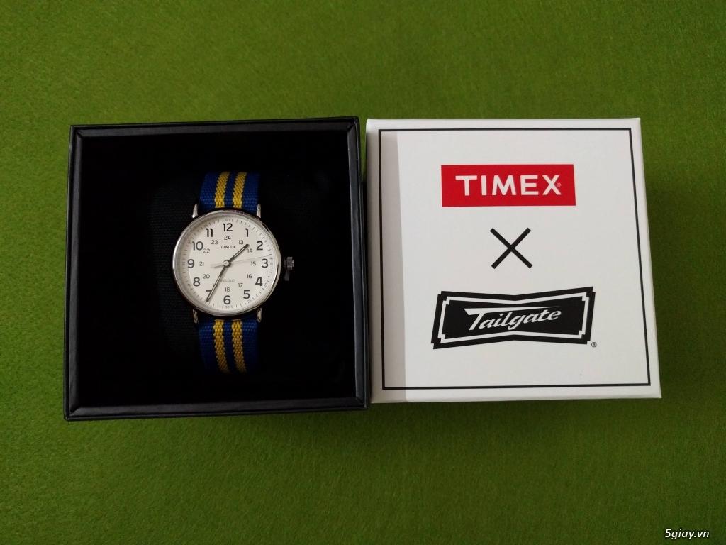 Thanh lý đồng hồ timex - 19