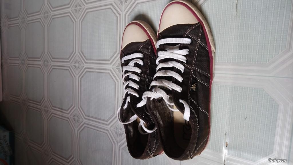 Dọn nhà, bán 3 đôi giày nam - hàng hiệu, 2nd hand, giá rẻ