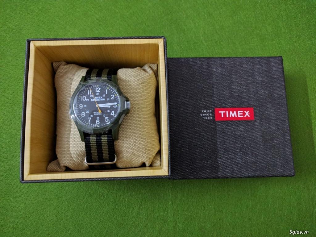 Thanh lý đồng hồ timex - 7