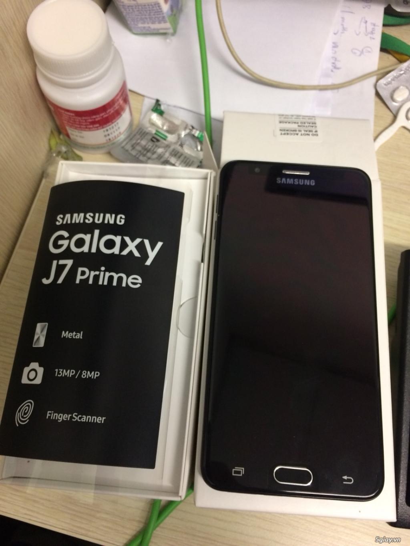 Điện thoại Samsung Galaxy J7 Prime chính hãng, mới tinh 100% - 2