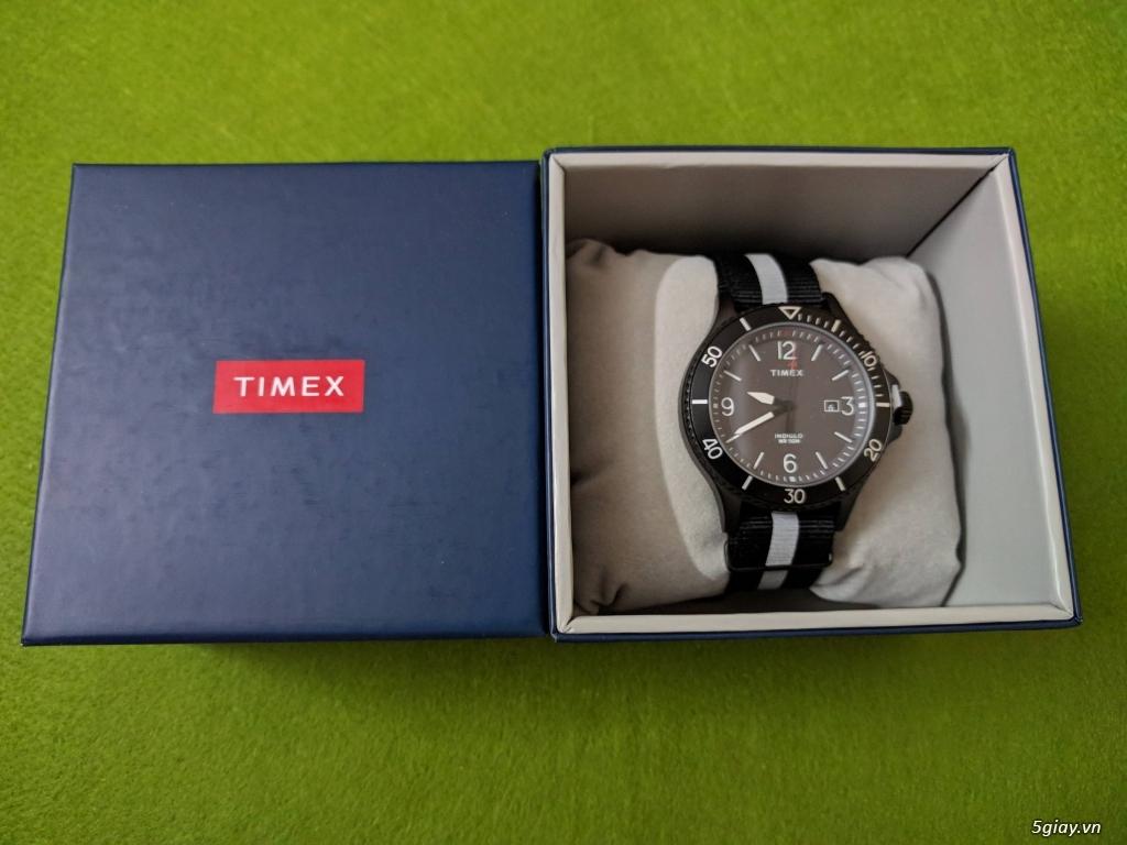 Thanh lý đồng hồ timex - 10