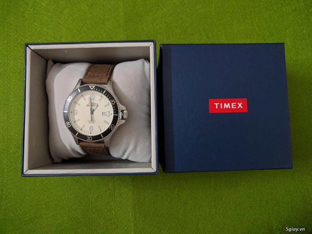 Thanh lý đồng hồ timex - 21