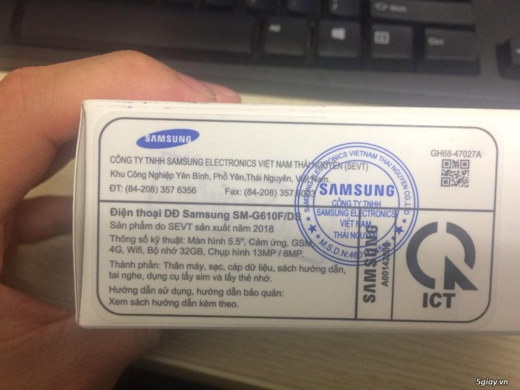 Điện thoại Samsung Galaxy J7 Prime chính hãng, mới tinh 100% - 3