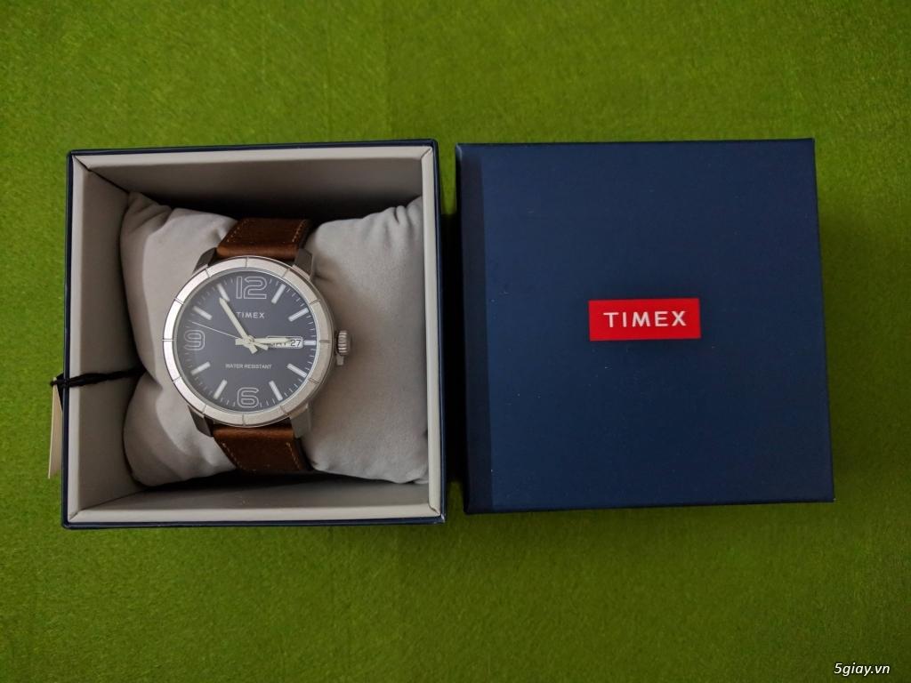 Thanh lý đồng hồ timex - 1