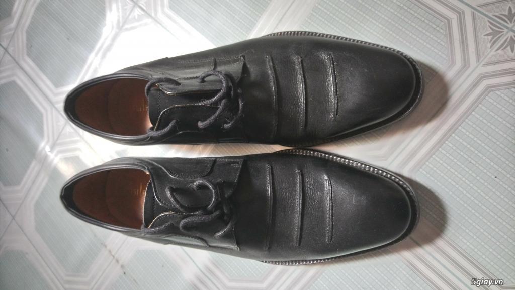 Dọn nhà, bán 3 đôi giày nam - hàng hiệu, 2nd hand, giá rẻ - 6