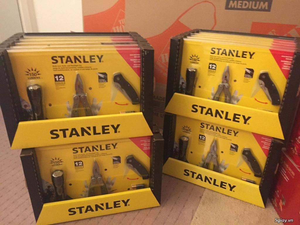 Bộ dụng cụ 12in1 Stanley hàng xách tay Mỹ - 4