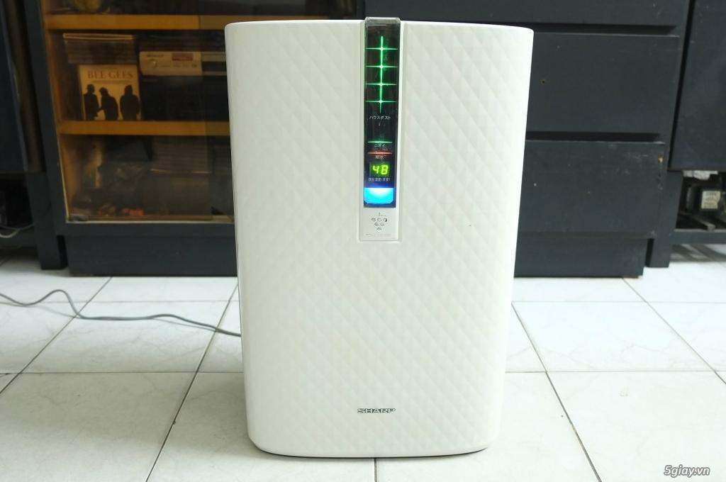 Máy lọc không khí - Nồi cơm IH - Quạt cổ - Tủ lạnh nội địa Nhật - 2
