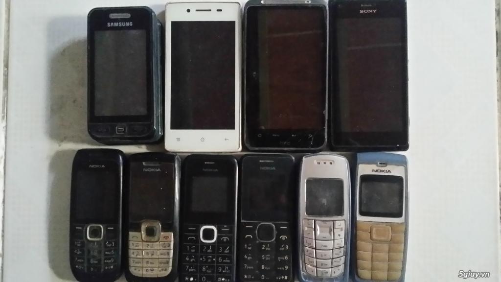 Ve chai điện thoại cũ - 1