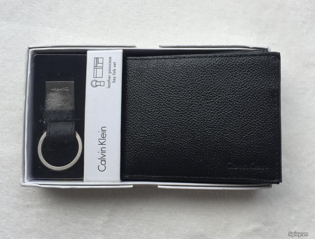 bóp ví,dây nịt da USA 100% giá tốt - 17