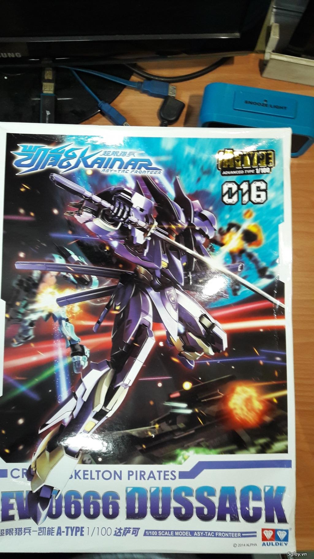 Mô hình Gundam ( Daban, TT hongli, DevilArts...) - 8