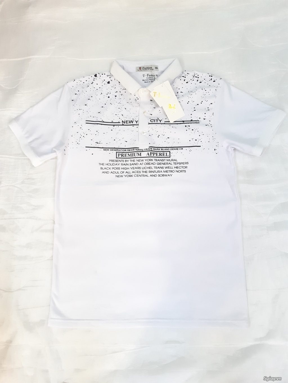Áo thun xuất khẩu T-Fashion Cực MEN - Đẹp lung linh - Giá chỉ 90k!!! - 22