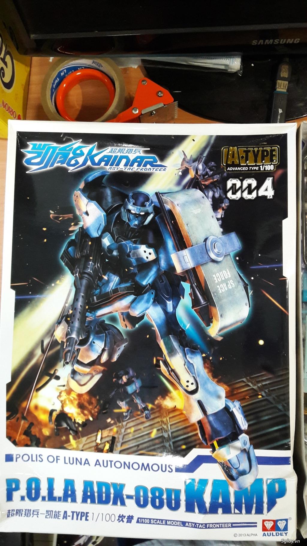Mô hình Gundam ( Daban, TT hongli, DevilArts...) - 9