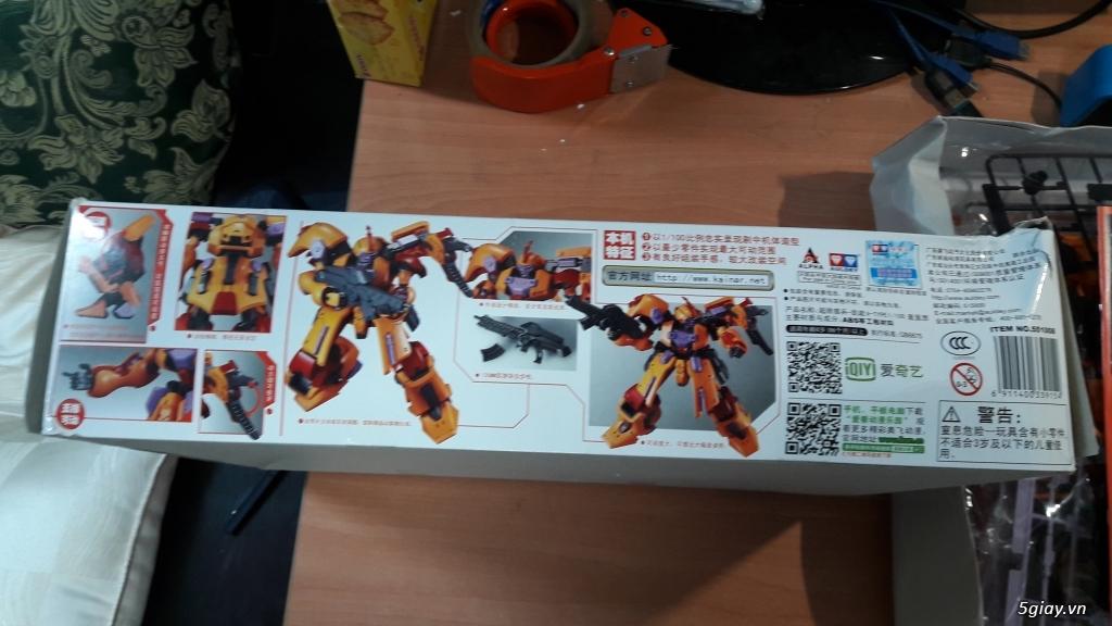 Mô hình Gundam ( Daban, TT hongli, DevilArts...) - 5