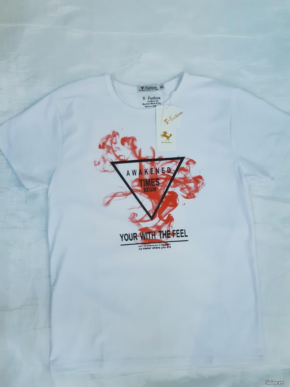 Áo thun xuất khẩu T-Fashion Cực MEN - Đẹp lung linh - Giá chỉ 90k!!! - 24