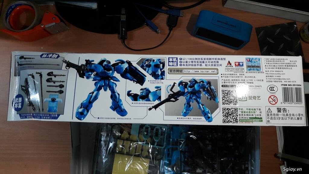 Mô hình Gundam ( Daban, TT hongli, DevilArts...) - 10